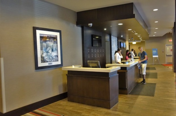 Four Points Fallsview Niagara Falls Hotels Check in