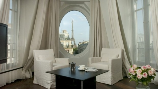 Le Metropolitan Paris SPG Hot Escapes