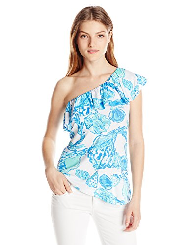 amazon lilly pulitzer sale neveah top