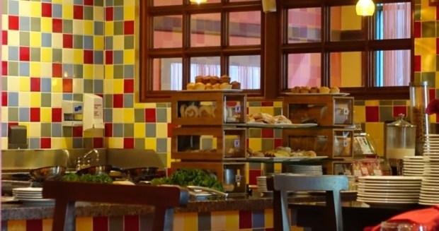 sheraton old san juan hotel breakfast