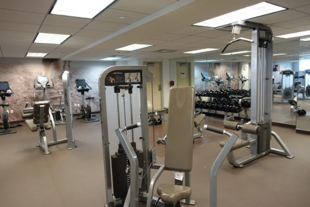 Westin Dulles IAD hotel Review 24 hour gym