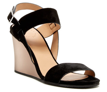 Marc Jacobs strappy wedge sandals 80% off