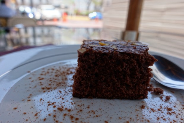 rene-cafe-spicy-brownie-casco-viejo-panama-city