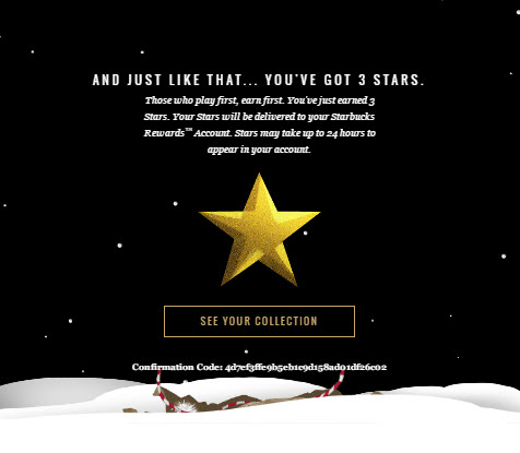 starbucks-for-life-instant-win-stars