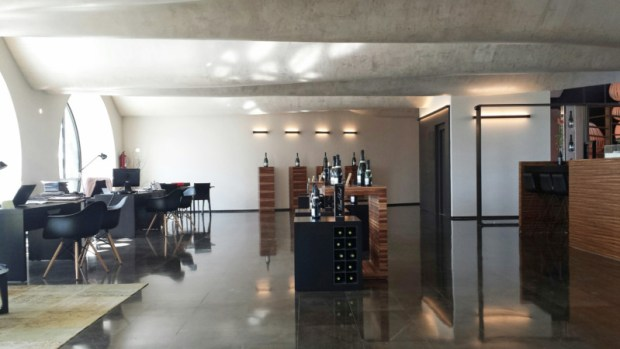 hotel-mastinell-vilafranca-del-penedes-tasting-room