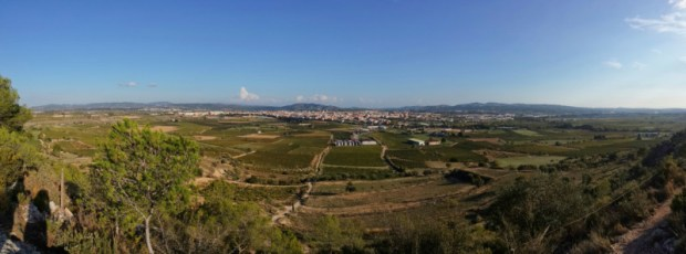 vilafranca-del-penedes-montanya-de-san-pau-view