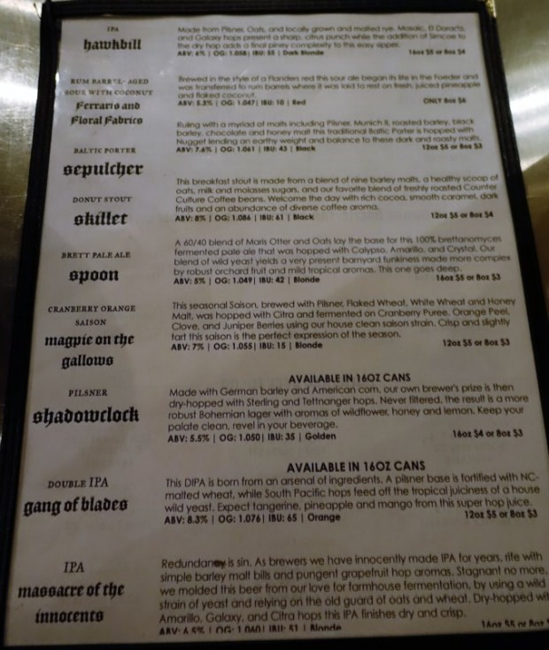 burial-beer-asheville-nc-beer-list