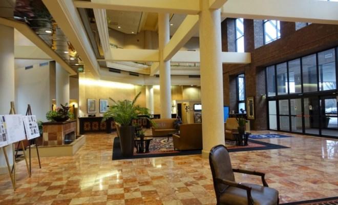 Sheraton Atlanta Airport Lobby