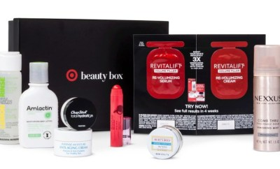 target-january-beauty-box-2017
