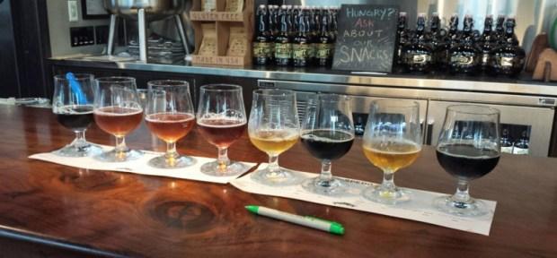SF Beer Fest Sierra Nevada Torpedo Room BA Flights