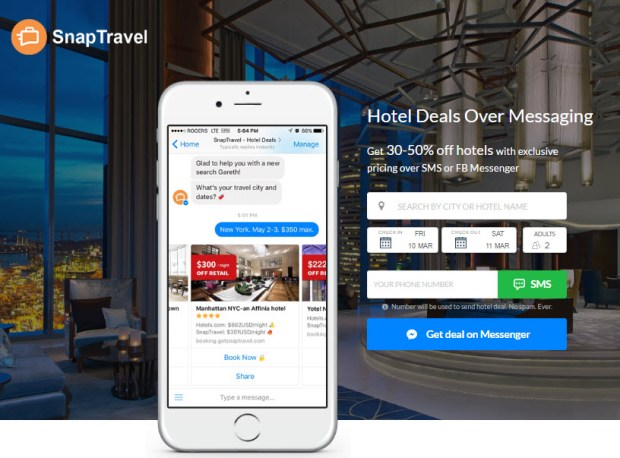 Can You Really Get Big Hotel Discounts Via Text Message?