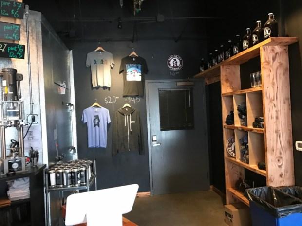 Calicraft Walnut Grove Brewery Gift Shop