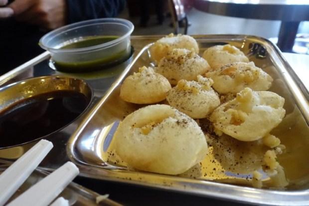 Vik's Chaat Berkeley Indian Food Pani Purri