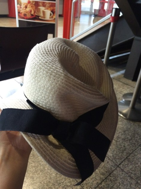 Squashed Hat