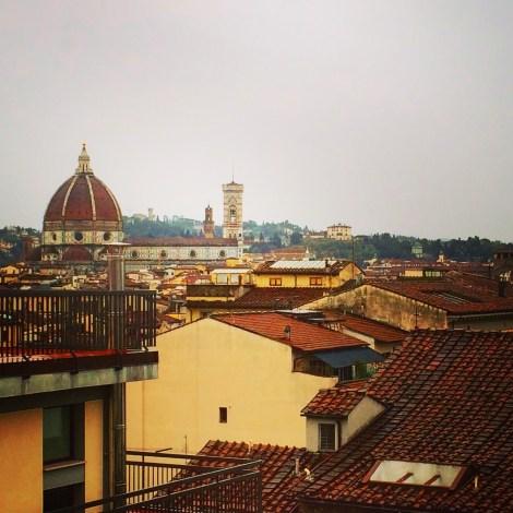 PLUS Florence Hostel - Terrace