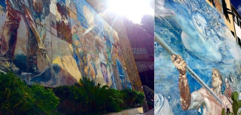 Art in Riomaggiore