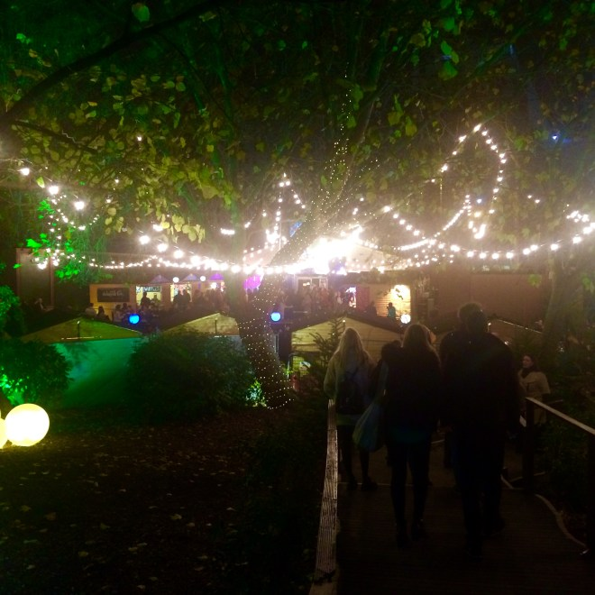 Christmas Market at South Bank