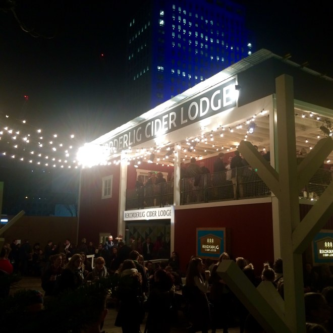 Rekorderlig Cider Lodge - South Bank