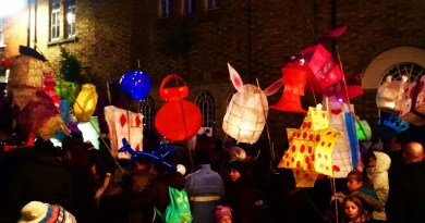 Stony Stratford Christmas Lights