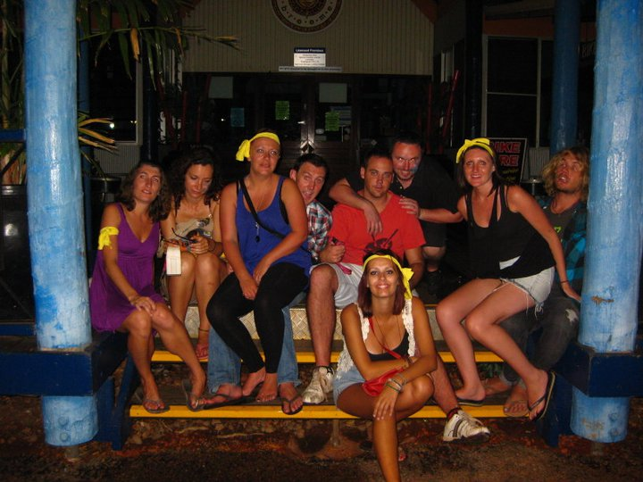 Night Out in Broome WA