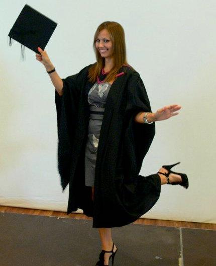 Graduating Uni 2010