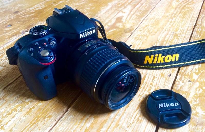 Travel Tech - Nikon D3300 DSLR