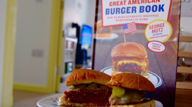 Burgers from The Great American Burger Book