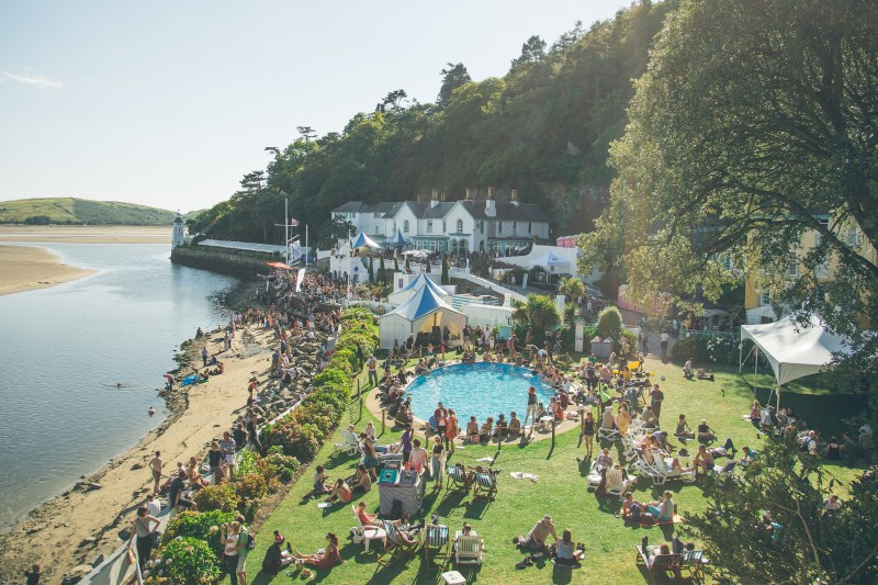 Festival No. 6 in Portmeirion