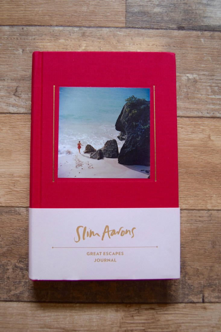 Slim Aarons Great Escapes Journal