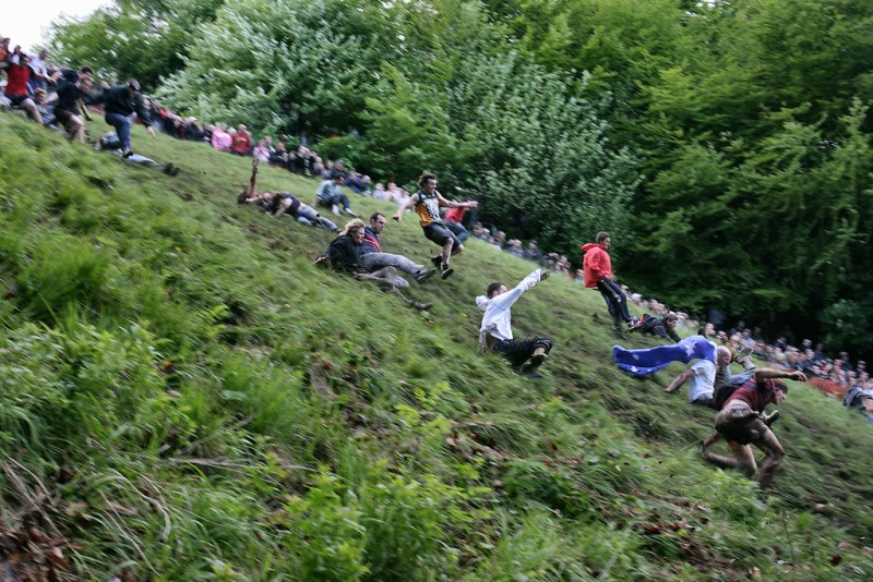 Cheese Rolling UK