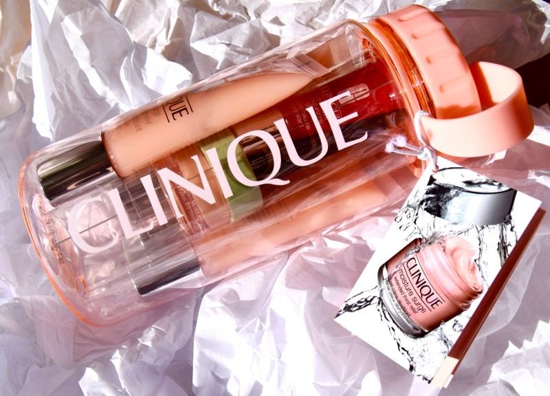 Clinique Moisture Surge Water Bottle