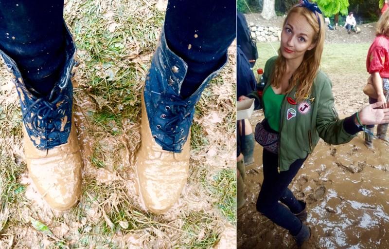 Mud at Festival No. 6
