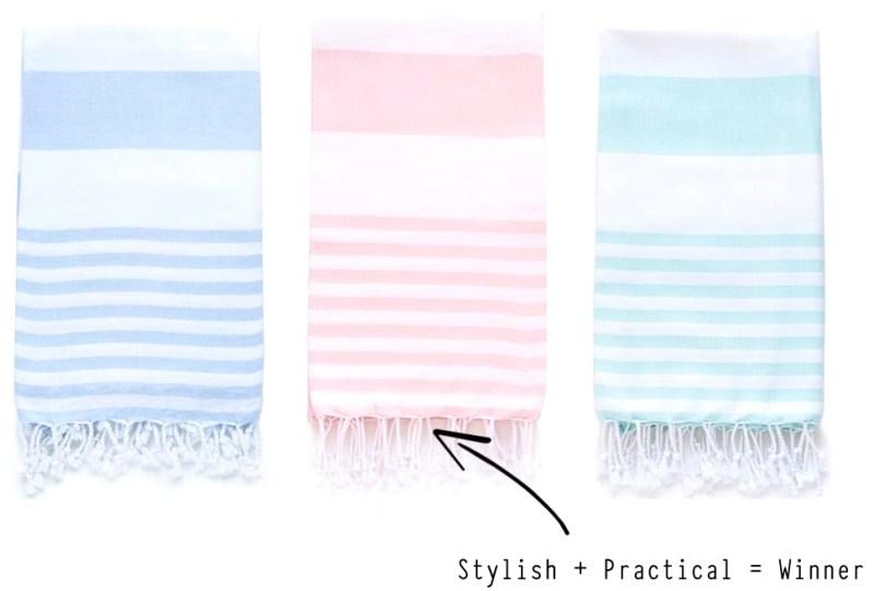 Hammam & Home Beach Towels