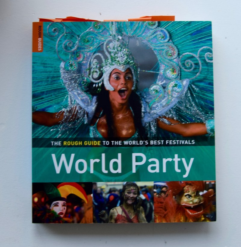 World Party by Rough Guides