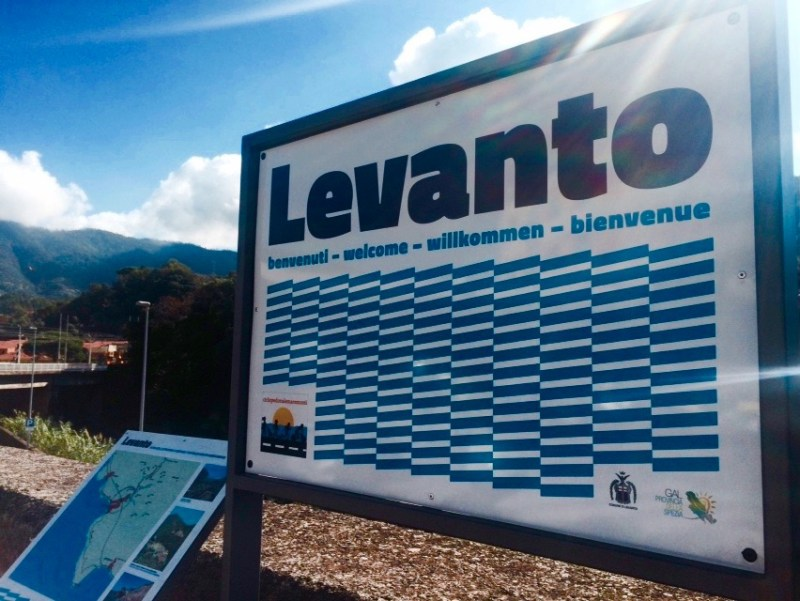 Welcome to Levanto