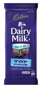 Cadburys Top Deck