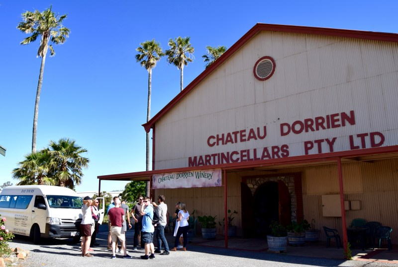 Chateau Dorrien, Barossa Valley