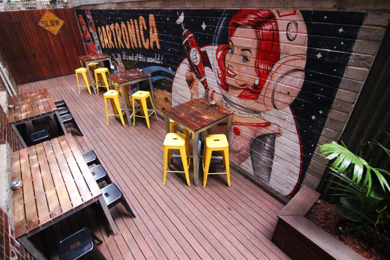 BARTRONICA, MELBOURNE