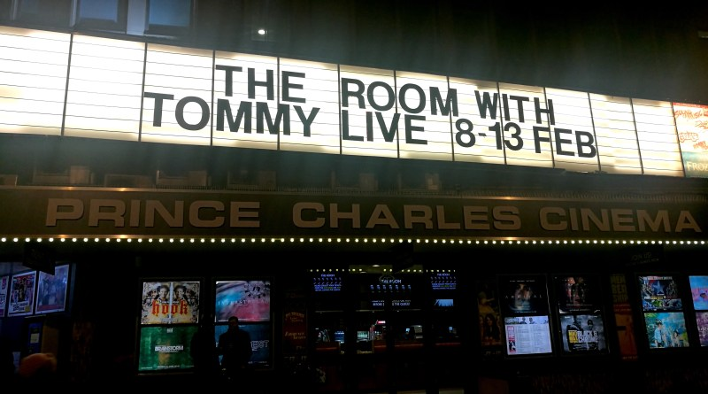 The Room Live in London