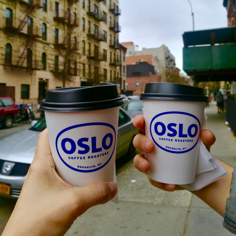 Oslo Coffee Brooklyn