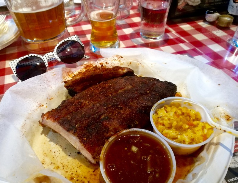 Rendezvous BBQ - Memphis, Tennessee