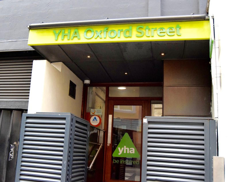 YHA Oxford Street, London