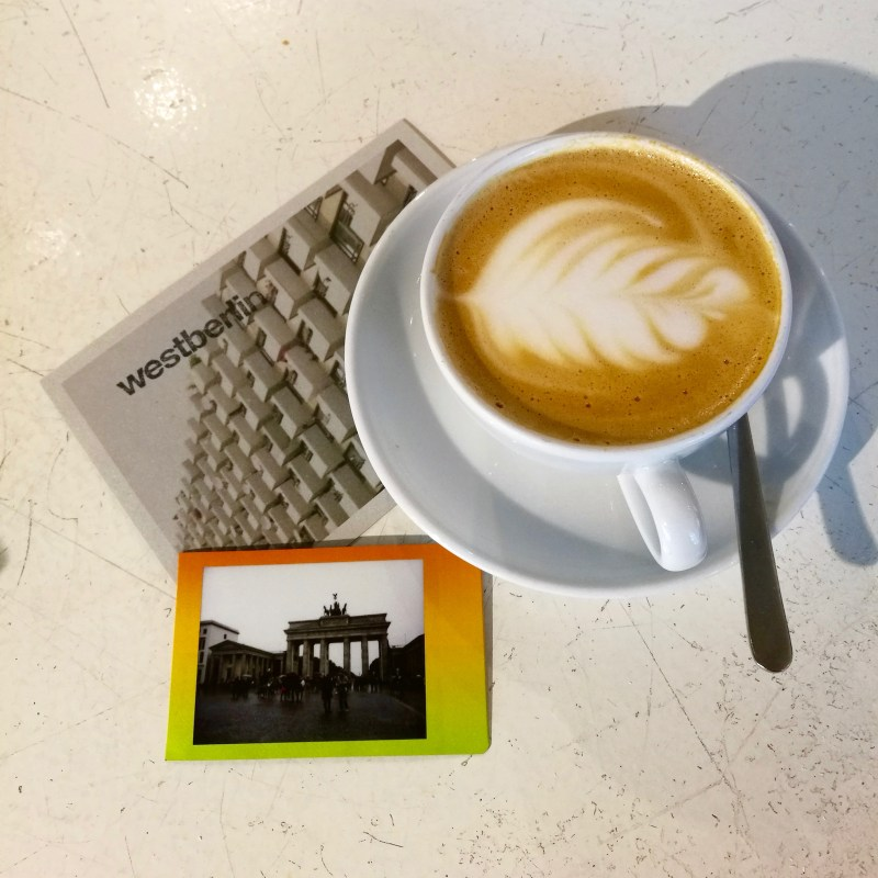West Berlin Coffee Shop