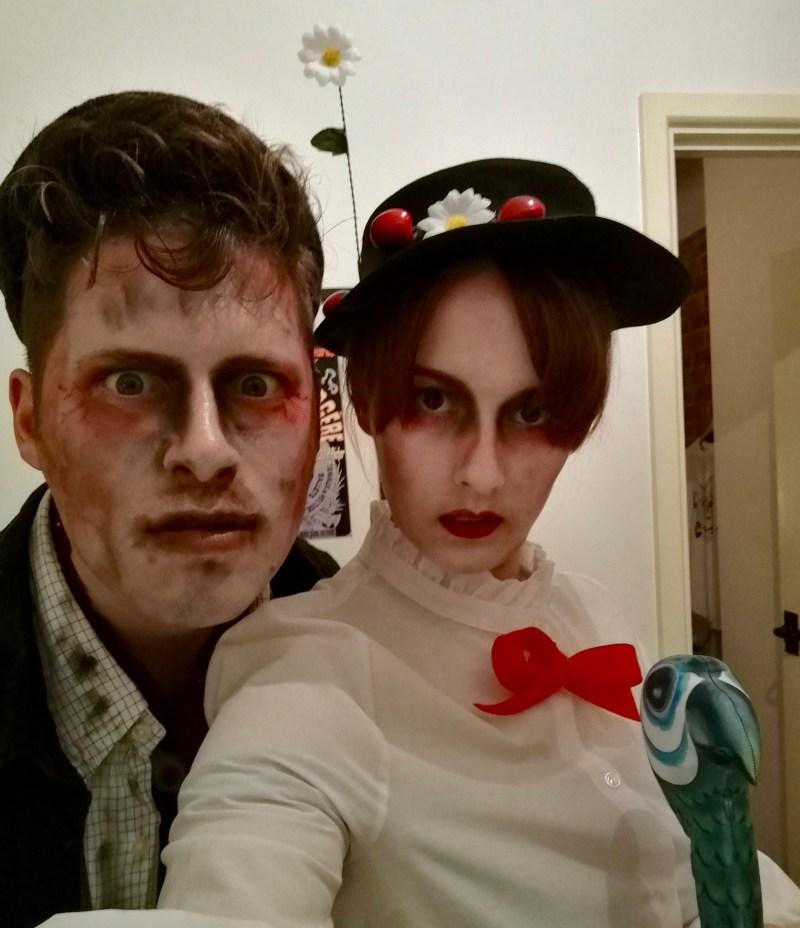 Zombie Pub Crawl 2017 - Mary Poppins