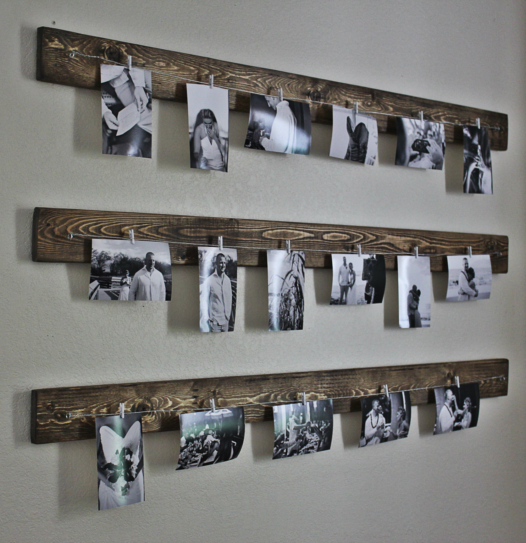 Wall Picture Display | Heels In The Mud on Pinterest Wall Decor  id=34728