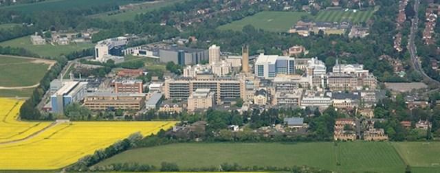Image result for Addenbrooke's Hospital picture