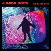 Junior Boys {Big Black Coat}