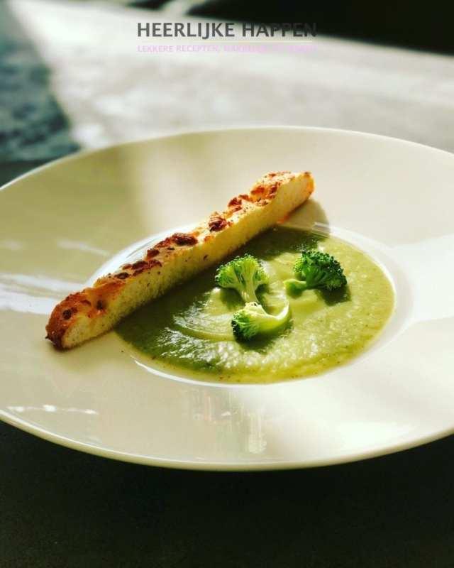 Broccoli prei soep