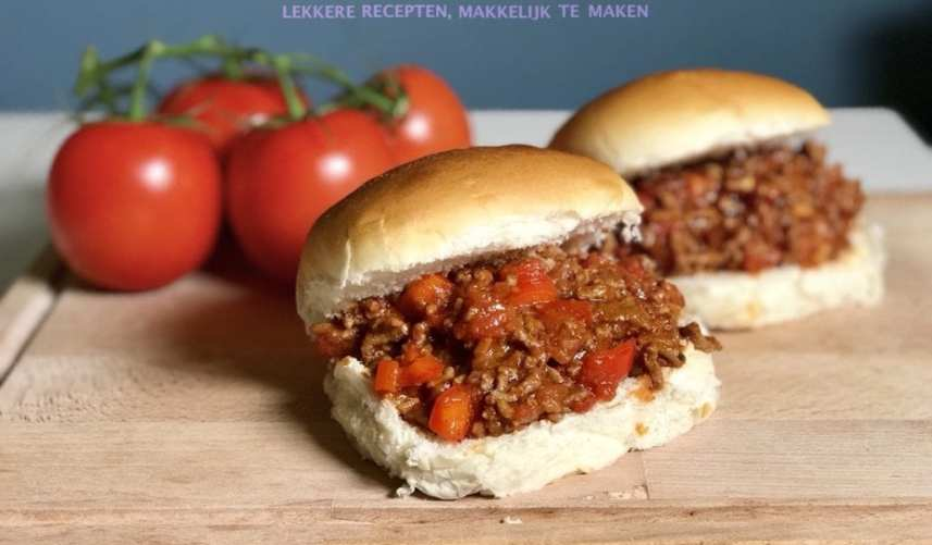 Spicey sloppy joe