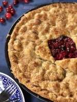 McGarry cranberry pie